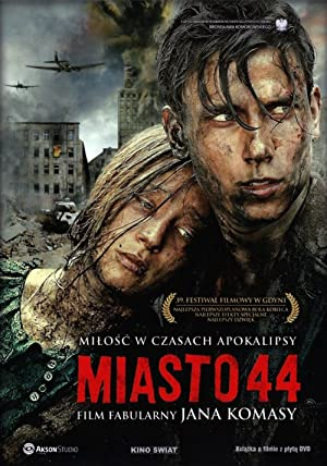 Where to stream Warsaw '44
