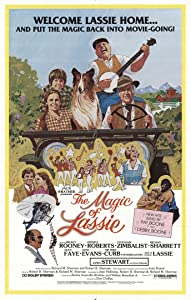 Downloads free hollywood movie The Magic of Lassie by Henry Koster [480x640]