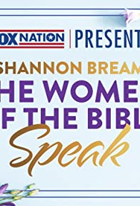Primary photo for Women of the Bible Speak