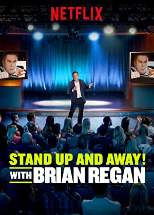 Standup and Away! with Brian Regan Season 1 Episode 3