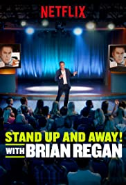 Standup and Away! with Brian Regan | OFFICIAL TRAILER | Coming to Netflix December 24, 2018 2