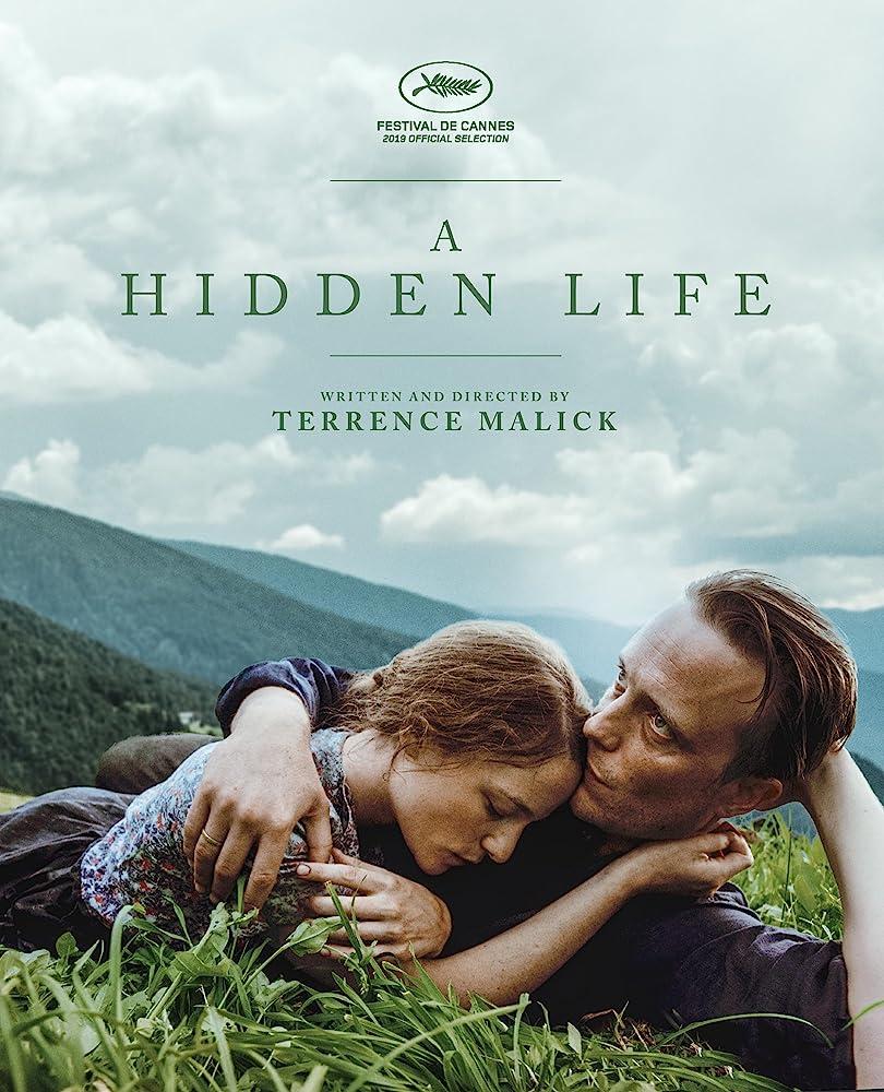 August Diehl and Valerie Pachner in A Hidden Life (2019)