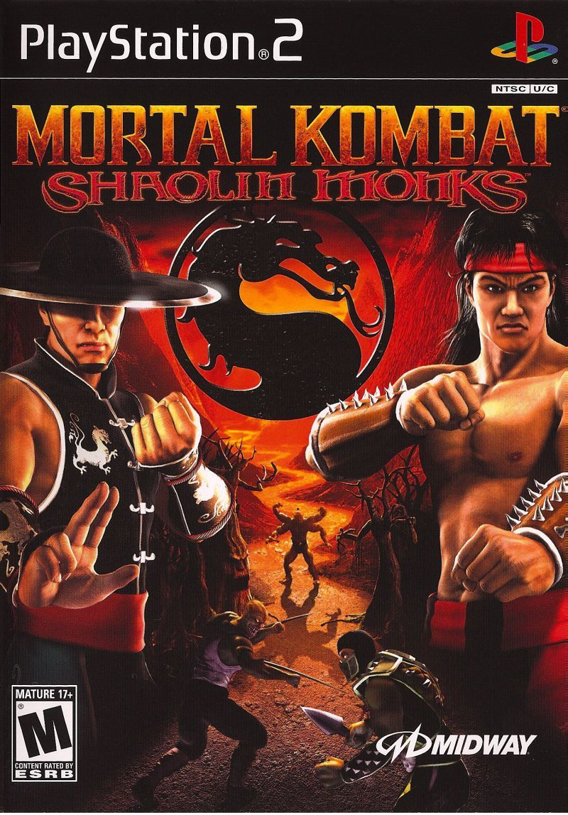 Mortal Kombat: Shaolin Monks (Video Game 2005) - IMDb