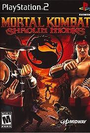 Mortal Kombat: Shaolin Monks Poster