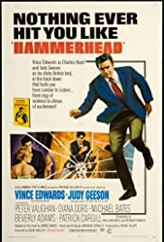 Hammerhead (1968) Poster - Movie Forum, Cast, Reviews