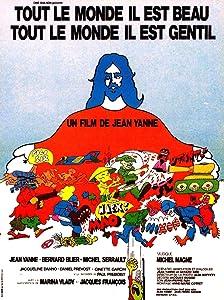 Good new movie to watch Tout le monde il est beau, tout le monde il est gentil Italy [720x1280]