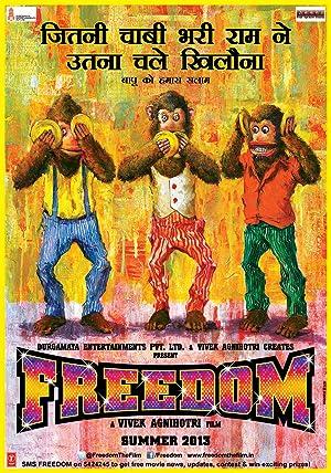 Freedom movie, song and  lyrics