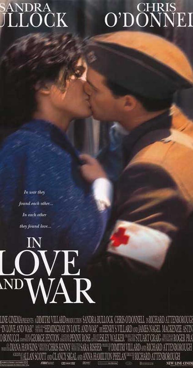 In Love And War 1996 Imdb