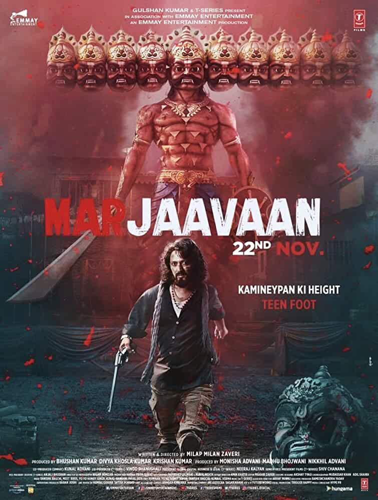 Marjaavaan movie download