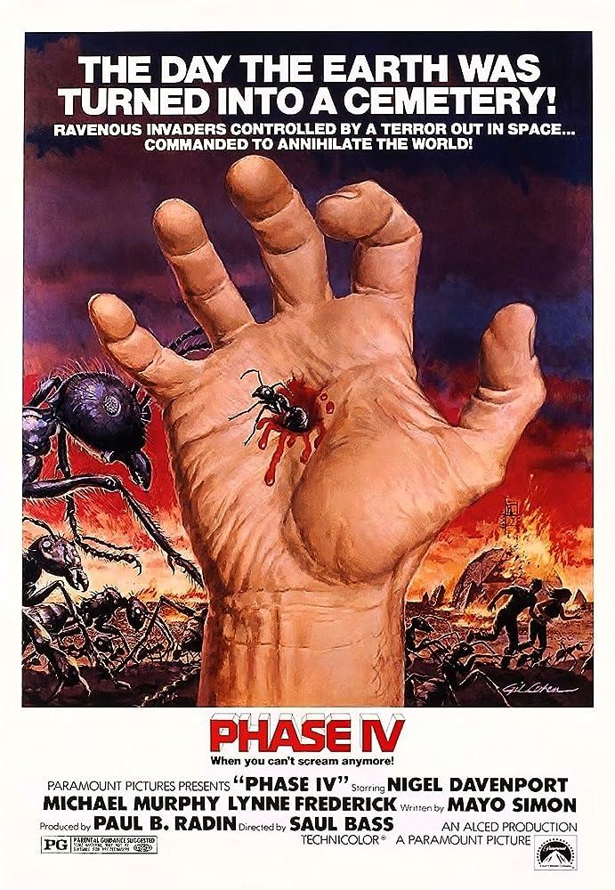 Fase IV: distruzione Terra (1974) HD