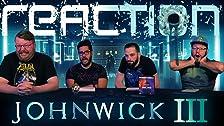 John Wick: Capítulo 3 - ¡¡REACCIÓN DE PELÍCULA Parabellum !!