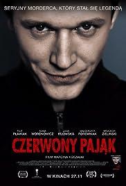 Czerwony pajak Poster