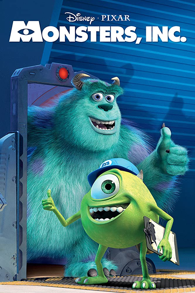Monsters, Inc. (2001) Hindi Dubbed