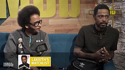The Watchlist With Lakeith Stanfield and Boots Riley of 'Sorry to Bother You'