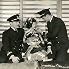 Cary Grant, Charles Ruggles, and Sylvia Sidney in Madame Butterfly (1932)