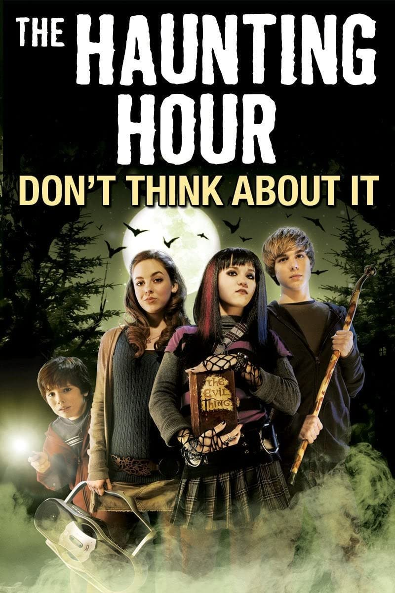 The Haunting Hour: Don't Think About It (2007) Hindi Dubbed