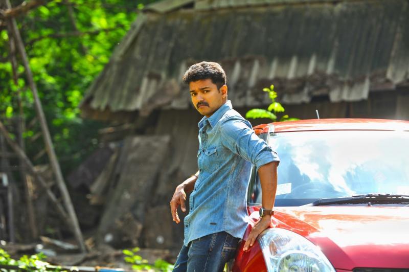 Joseph Vijay in Theri (2016)