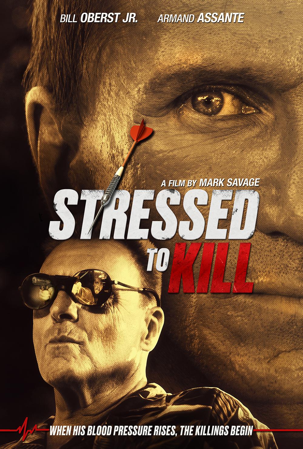Stressed To Kill 2016 Imdb