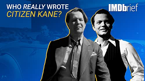 'Mank' Disputes Who Wrote 'Citizen Kane'