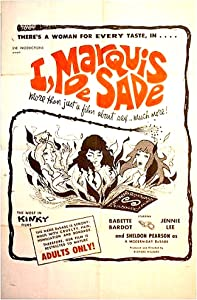English movie trailers free download I, Marquis de Sade [480x800]