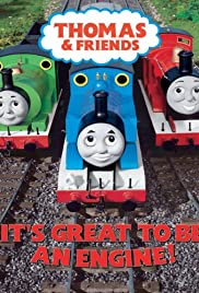 Thomas & Friends: It's Great to Be an Engine Poster