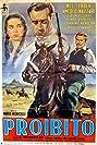 Forbidden (1955) Poster