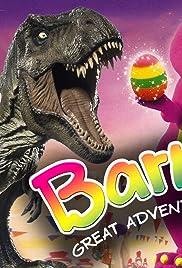 Barney's Great Adventure Poster