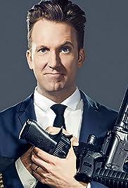 Jordan Klepper Solves Guns Poster