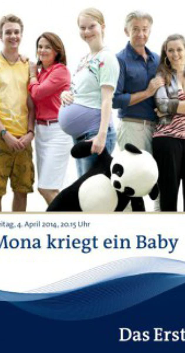 Mona kriegt ein Baby (TV Movie 2014) - Enno Trebs as Roman