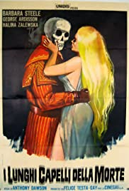 The Long Hair of Death (1965) Poster - Movie Forum, Cast, Reviews
