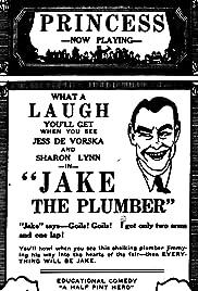Jake the Plumber Poster