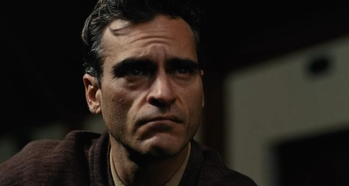 Joaquin Phoenix di film The Master (2012)