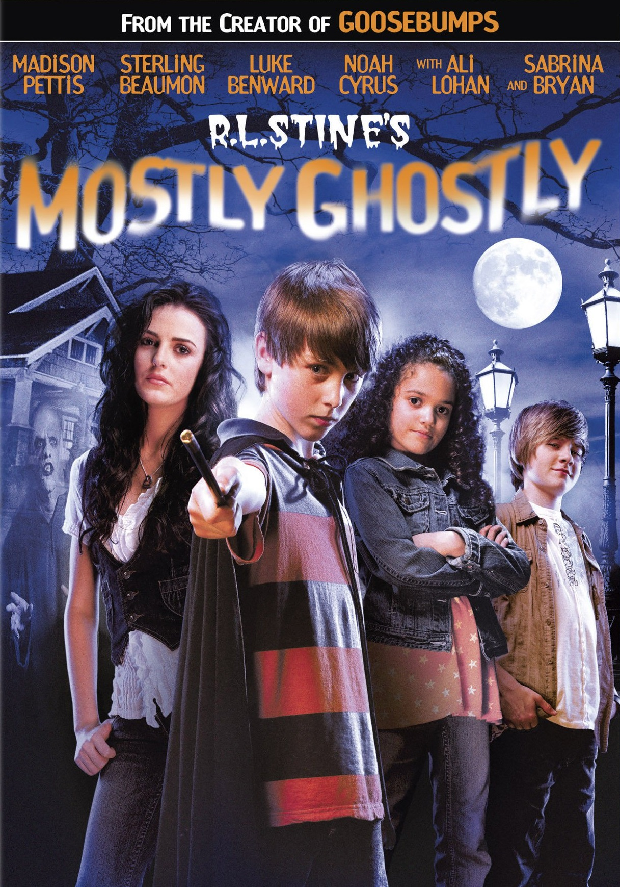 Image result for is mostly ghostly a disney movie