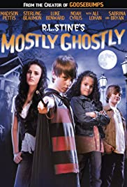 Mostly Ghostly Poster