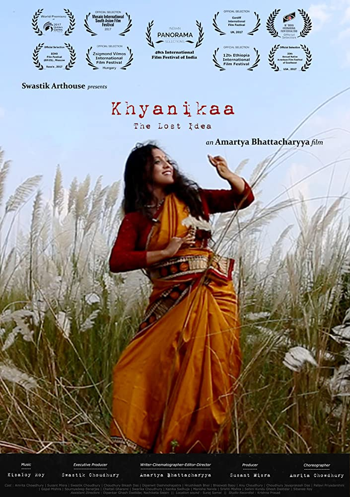 Khyanikaa The Lost Idea 2018 Odia 720p HDRip ESub 650MB Download