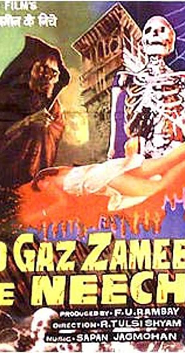 Do Gaz Zameen Ke Neeche (1972) - IMDb
