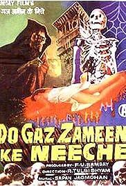 Do Gaz Zameen Ke Neeche Poster