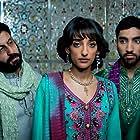 Adeel Akhtar, Mawaan Rizwan, and Kiran Sonia Sawar in Murdered by My Father (2016)