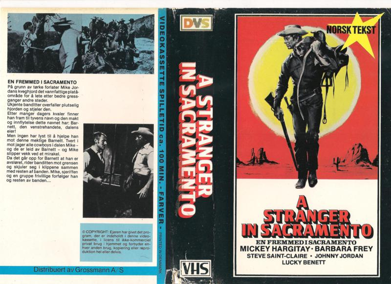 Uno straniero a Sacramento (1965)