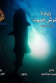 The Whale Shark Visit Poster