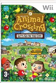 Animal Crossing: City Folk(2008) Poster - Movie Forum, Cast, Reviews