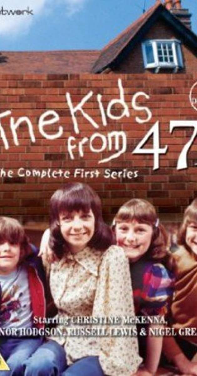 the kids from 47a  tv series 1973 u20131975