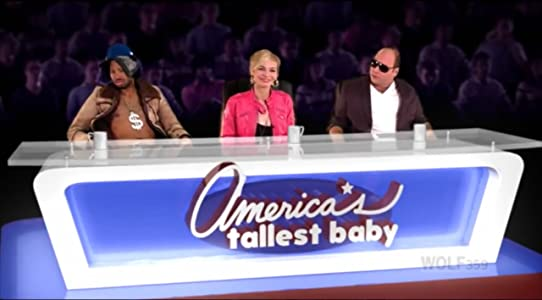 Short movie downloads America's Tallest Baby by [720pixels]