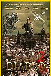 Comando del Diablo 2 Poster