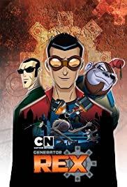 Generator Rex : Season 1-3 COMPLETE WEB-DL 720p | GDRive | 1DRive | MEGA | Single Episodes