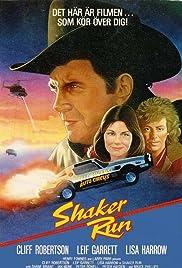 Shaker Run(1985) Poster - Movie Forum, Cast, Reviews