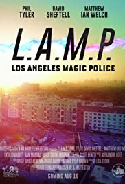 L.A.M.P. - Los Angeles Magic Police Poster