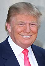Donald Trump's primary photo