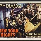 Mary Doran, Roscoe Karns, Gilbert Roland, Norma Talmadge, Lilyan Tashman, and John Wray in New York Nights (1929)