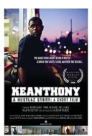 KeAnthony: A Hustlaz Story Poster